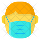Mask Face Protection Icon