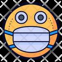 Mask Masks Emoji Icon