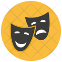 Masks Theater Icon