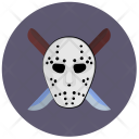 Knifes Mask Maniac Icon