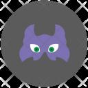 Mask Hero Carnaval Icon