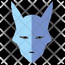 Comix Hero Face Icon