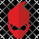 Comix Boy Hero Icon