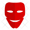 Hero Face Party Icon
