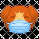 Mask Emoji Emoticon Icon