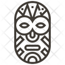 Mask Tribal African Icon