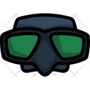 Mask Scuba Snorkel Icon