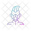Mask Android Robot Icon