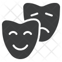 Mask Emotion Stage Icon