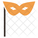 Mask Party Halloween Icon