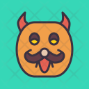Mask Scary Monster Icon