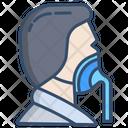 Mask Copy Oxygen Mask Face Mask Icon