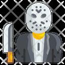 Mask Killer Icon