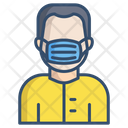 Mask Man Icon