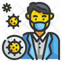 Mask Medical Student Prevention Healthcare Icon