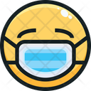 Mask on face Icon