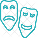 Mask Theater Icon