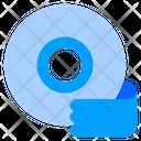 Masking Tape Adhesive Tape Stiky Icon