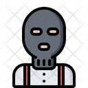 Mask Robber Bandit Icon
