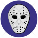 Maskman Hockey Mask Icon