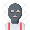 Mask Robber Bandit Icon