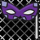 Blindfold Eye Mask Party Mask Icon
