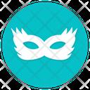 Eye Mask Decorative Mask Masquerade Icon