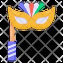 Party Mask Face Mask Eye Mask Icon