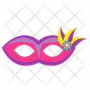 Masquerade Mask Theater Mask Party Mask Icon