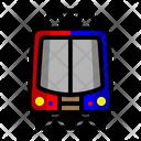 Mass rapid transportation Icon
