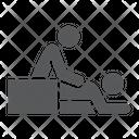 Massage Spa Leisure Icon
