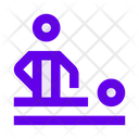 Man Persons Massage Icon