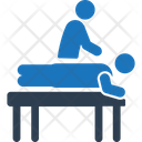 Back Massage Body Icon