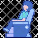 Massage Chair Icon