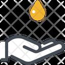 Massage Oil Oil Hand Icon