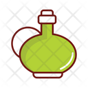 Massage Oil Oil Oil Bottle Icon