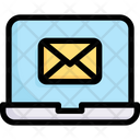 Network Communication Message Icon