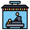 Massage Parlor Location Parlor Icon