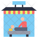 Massage Parlor Location Massage Icon