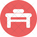 Massage Services Massage Table Massage Therapy Icon