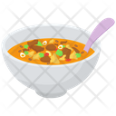 Massaman Curry Bowl Red Curry Thai Cuisine Icon