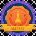 Master Badge Reward Marker Icon