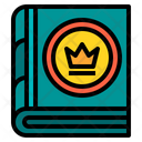 Master Book Business Book Master Icon