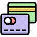 Master Card Debit Card Credit Card Icon