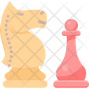 Mastery Chess Knight Chess Paws Icon