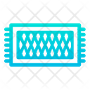 Floor Mat Rugs Tassel Icon