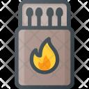 Match Matches Box Icon