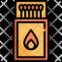 Match Fire Box Icon