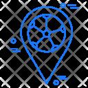 Match location Icon