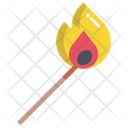 Match Stick Matchbox Light Icon